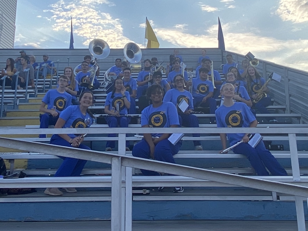 We love our band!